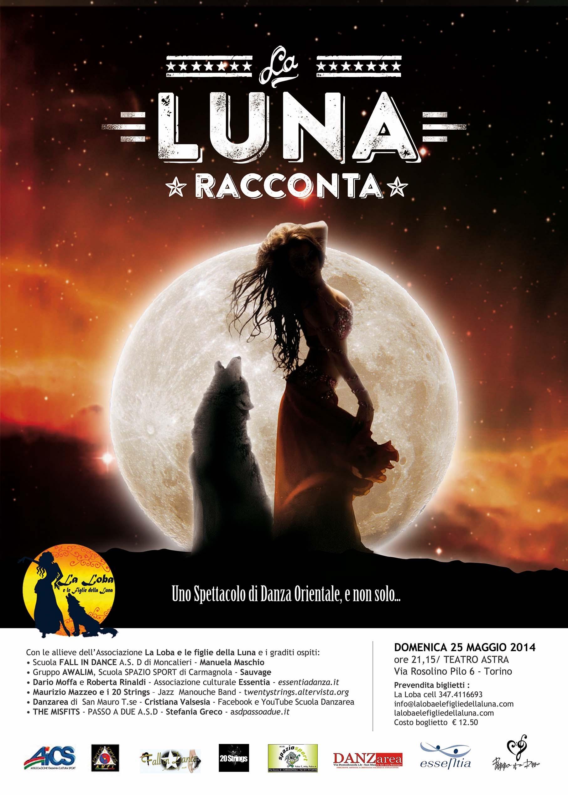 La Luna Racconta