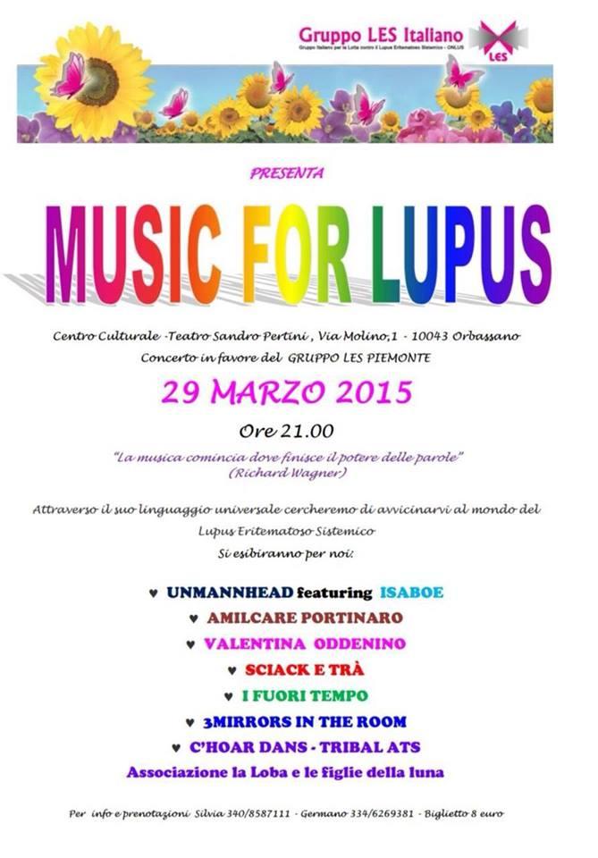 music for lupus
